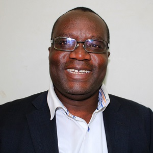 Photo of Prof. Hang'ombe.