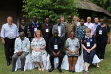Joint SACIDS Governing Board Meeting of ACEIDHA & SACIDS ACE of Sokoine University, Tanzania – Livingstone, Zambia, December, 2019