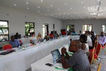 Aceidha & Fortcase Workshop in Kabwe - November 2019