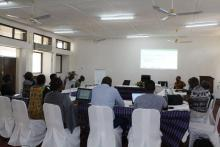 Annual Work Plan Workshop in Siavonga - October 2019